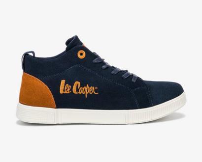Modré tenisky Lee Cooper