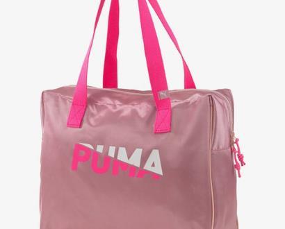 Růžová kabelka puma