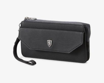 Černá peněženka puma
