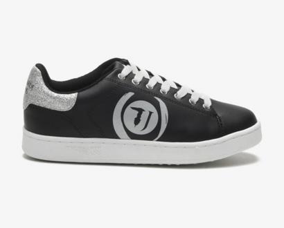 Černé tenisky Trussardi Jeans