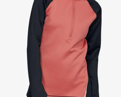 Oranžový svetr under armour
