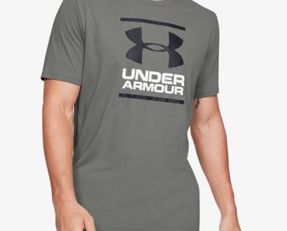 Šedé tričko under armour