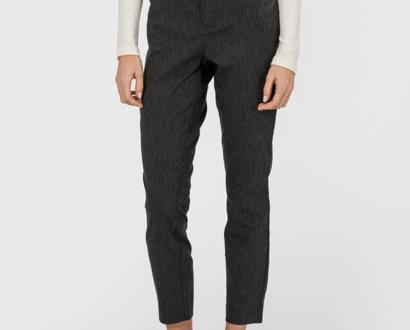 Šedé kalhoty GAP