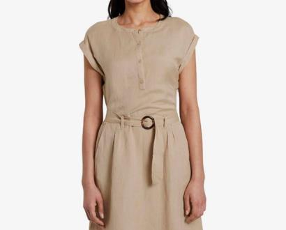 Béžová sukně tom tailor