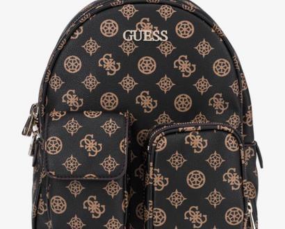 Hnědý batoh Guess