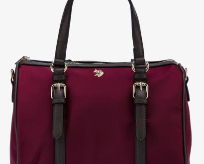Červená kabelka U.S. Polo Assn