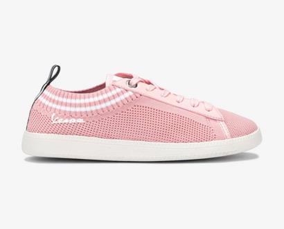 Růžové tenisky Vespa