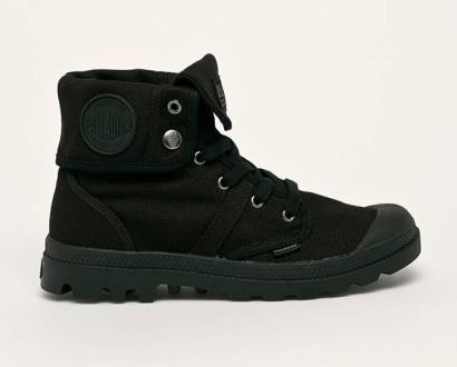 Černé boty Palladium