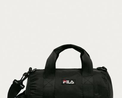 Černý kufr fila