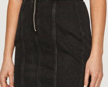 Černá sukně calvin klein jeans