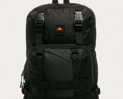 Černý batoh Ellesse