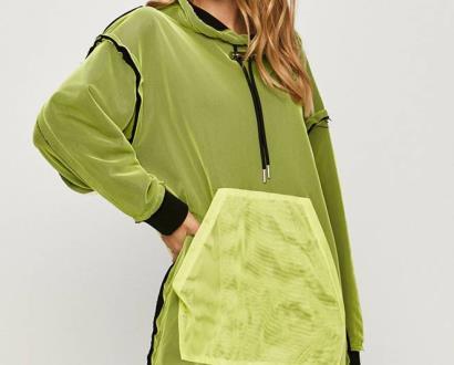 Zelené šaty Diesel