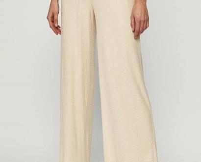Bílé kalhoty Undiz