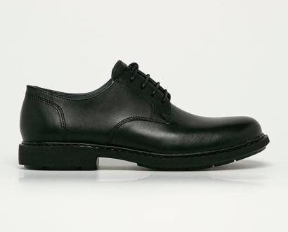 Černé boty Camper