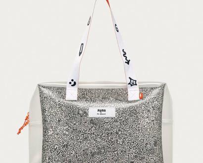 Průhledná kabelka puma