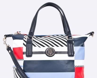 Vícebarevná kabelka tommy hilfiger