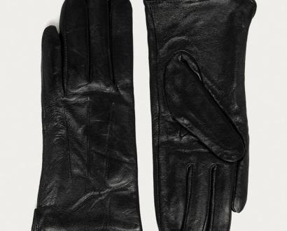 Černé rukavice Answear Lab