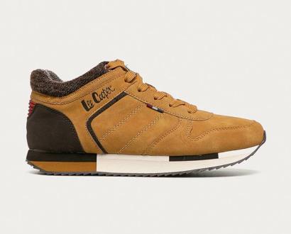 Hnědé boty Lee Cooper