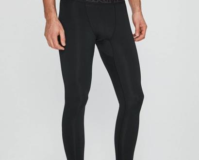 Černé kalhoty under armour