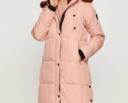 Růžová bunda desigual