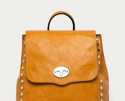 Žlutý batoh Answear Lab