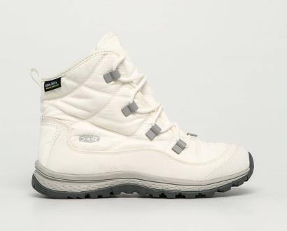 Bílé boty keen