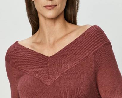 Růžový svetr tally weijl