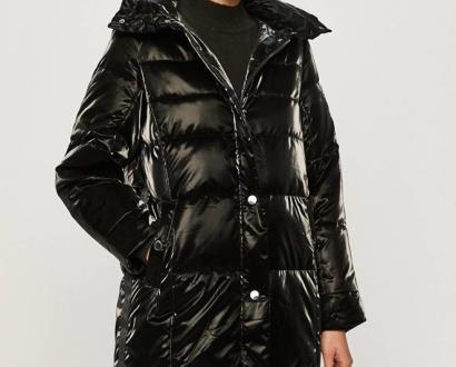 Černá bunda Guess