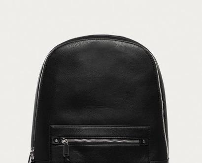 Černý batoh aldo