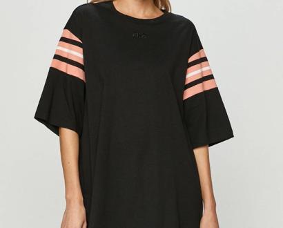 Černé šaty fila
