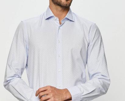 Modrá košile Baldessarini