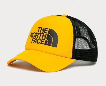 Oranžová čepice The North Face