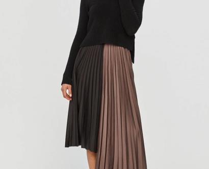 Černé šaty AllSaints