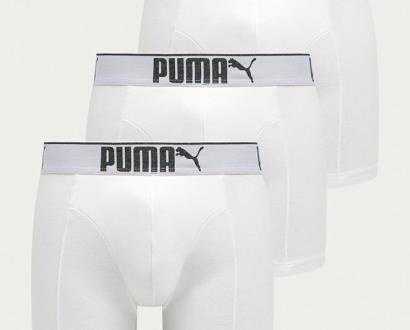 Bílé spodní prádlo puma