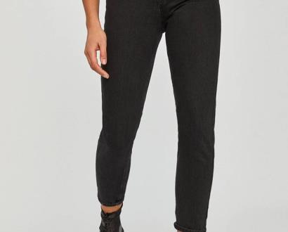 Černé kalhoty Answear Lab