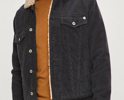 Modrá bunda pepe jeans
