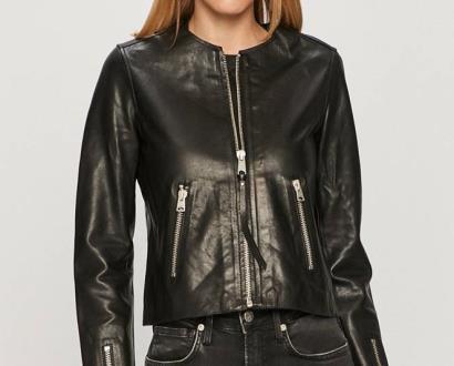 Černá bunda AllSaints