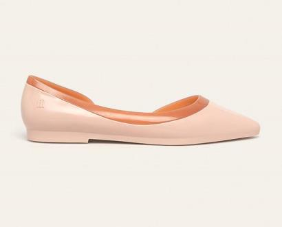 Růžové baleríny Melissa