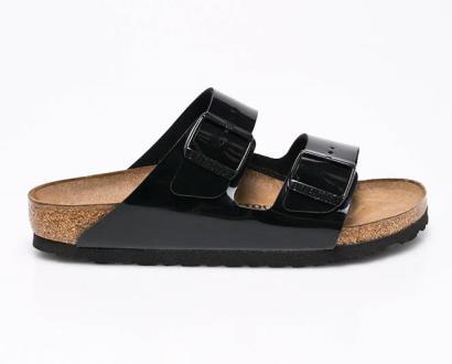 Černé boty Birkenstock