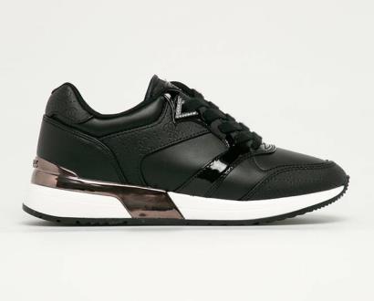 Černé boty Guess