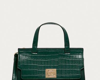 Zelená kabelka NOBO