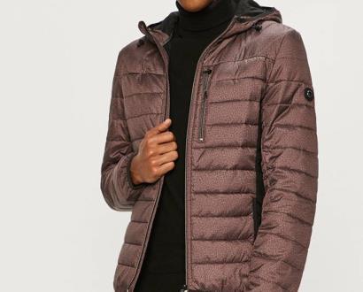 Burgundská bunda tom tailor