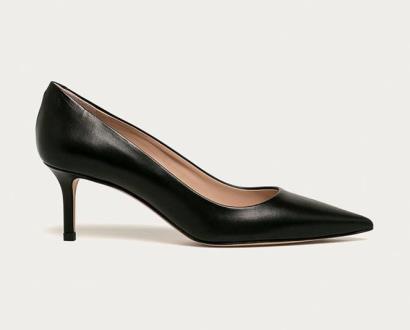 Černé boty HUGO