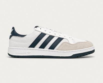 Bílé boty adidas originals