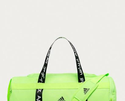 Zelený kufr adidas performance