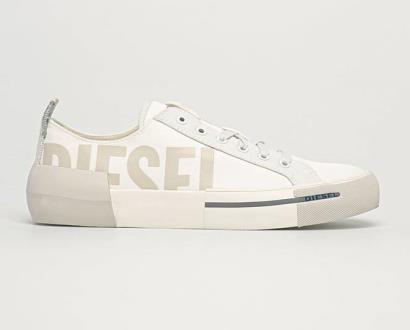 Bílé boty Diesel