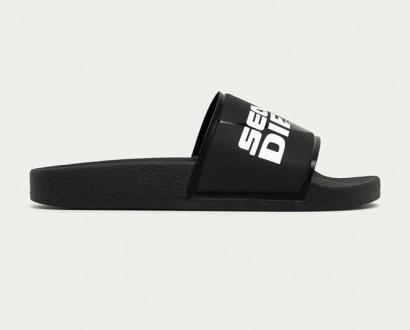 Černé boty Diesel