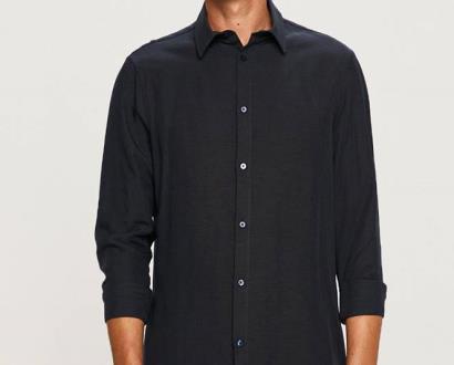 Modrá košile Marciano Guess