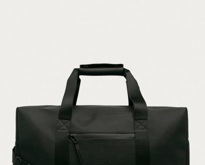 Černý kufr Rains