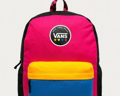 Vícebarevný batoh vans